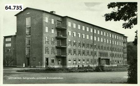 karlanderska sjukhuset göteborg