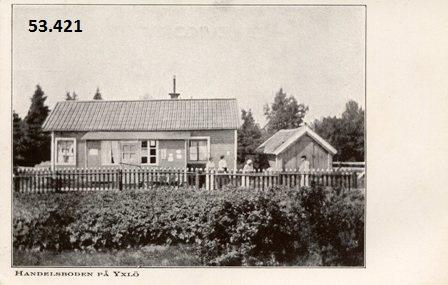 slott yxstaholm